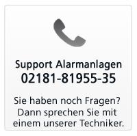 TELEFON SUPPORT ALARM