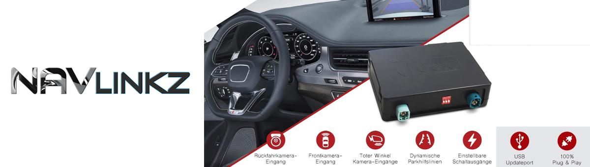 Ampire Rückfahrkamera Interfaces