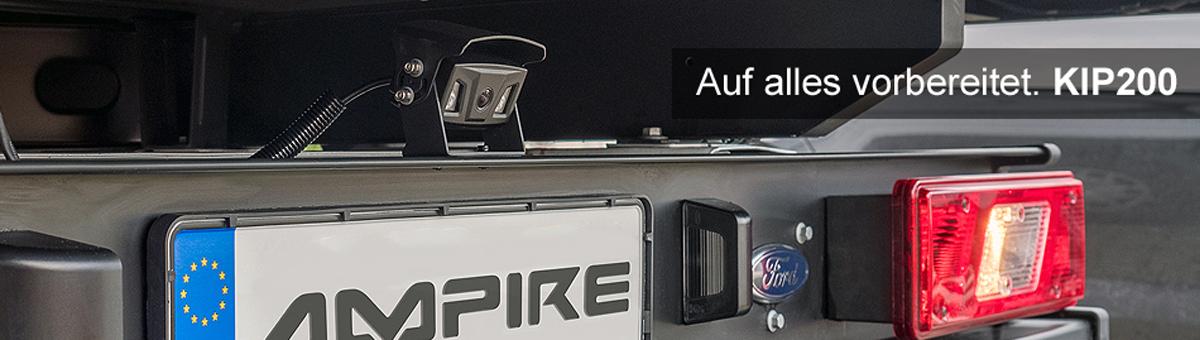 Ampire KIP200-WHI Kamera